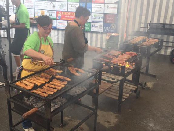 19h : Grand Barbecue du Lundi